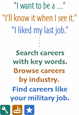 My Pictures Browse careers by industry