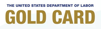 Department of Labor Gold Card